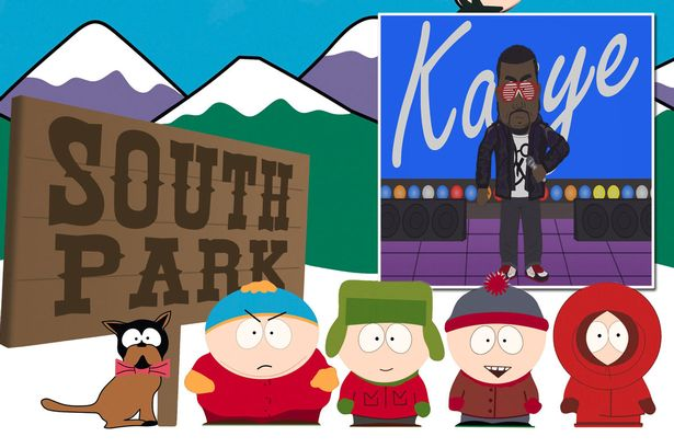 Kanye south park clipart image free stock South Park\'s top 10 celebrity cameos revealed as show turns ... image free stock