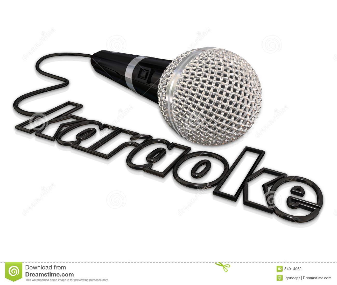 Karaoke clipart free download clipart black and white stock Karaoke clipart free download 3 » Clipart Station clipart black and white stock