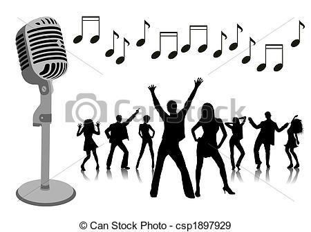 Karaoke singer clipart jpg royalty free Karaoke singer clipart 4 » Clipart Portal jpg royalty free