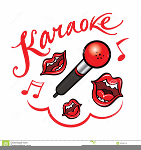 Karaoke singer clipart graphic free Karaoke Singing Clipart | Free Images at Clker.com - vector ... graphic free