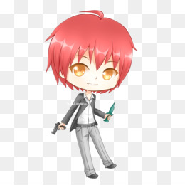 Karma akabane clipart jpg download Download chibi karma clipart Assassination Classroom Karma ... jpg download
