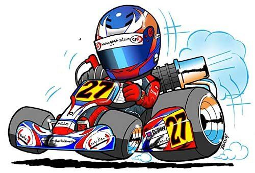 Karting clipart picture download Pin by Theresa Hawes on Everything Random ⚽️ | Go kart ... picture download