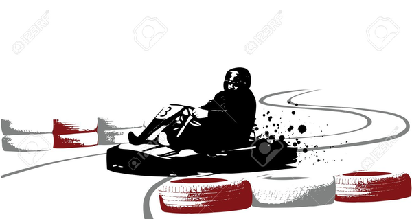 Karting clipart svg library Karting Clipart | Free Images at Clker.com - vector clip art ... svg library