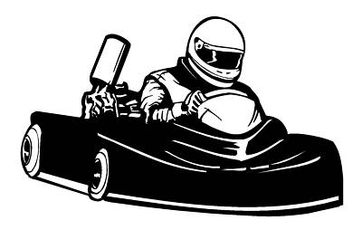 Karting clipart freeuse library Go karting clipart 2 » Clipart Station freeuse library