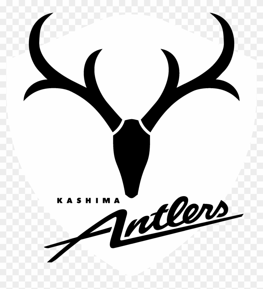 Kashima clipart clip art library stock Antlers 7737 Logo Black And White - Kashima Antlers, HD Png ... clip art library stock