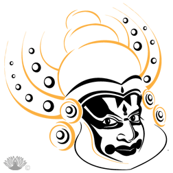 Kathakali clipart graphic transparent stock Kathakali clipart png 1 » Clipart Portal graphic transparent stock