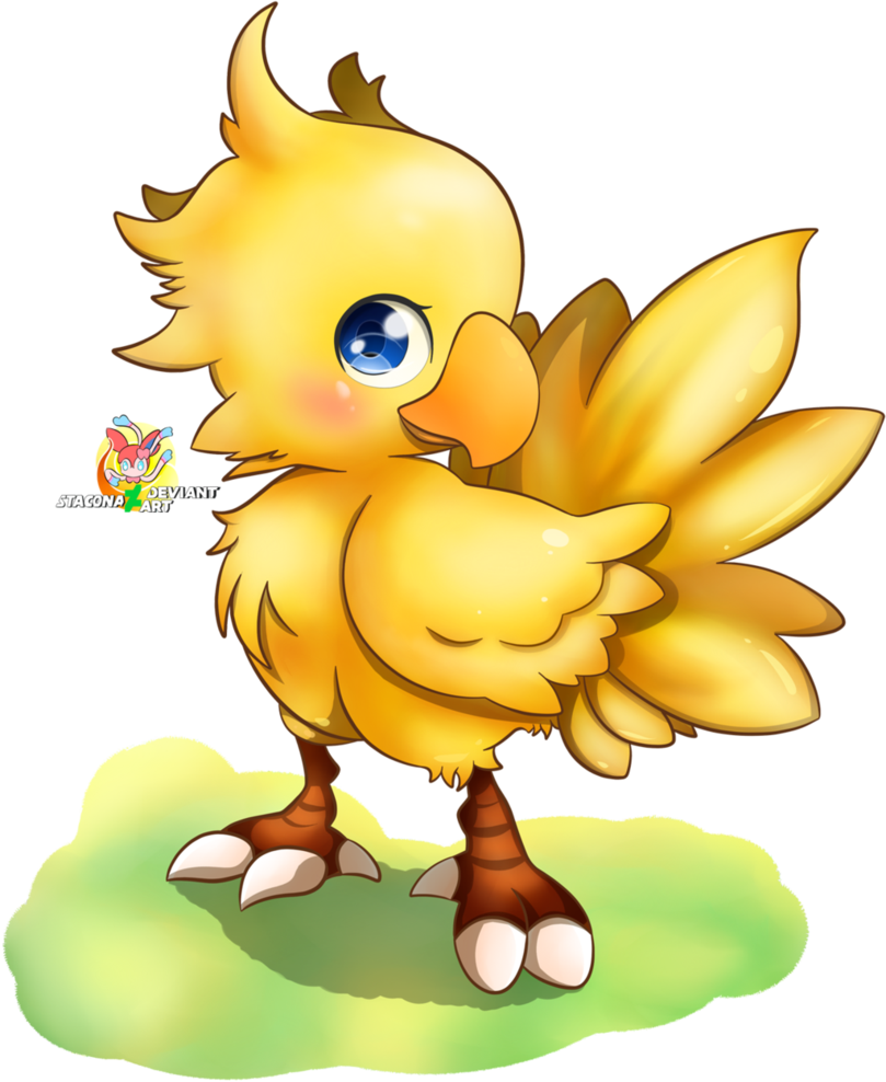 Sun reading clipart picture library download Coco the Chocobo by Stacona on DeviantArt picture library download