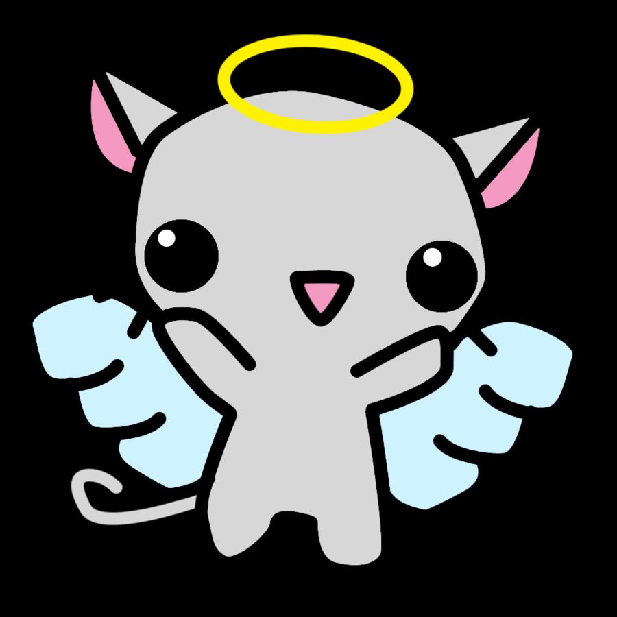 Kawaii cat face clipart vector royalty free download KAWAII CAT by misskatv on DeviantArt vector royalty free download