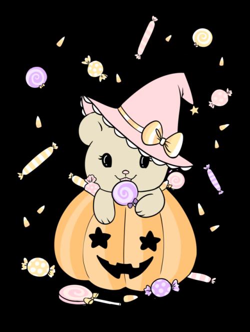 Kawaii pumpkin clipart vector free library kawaii pumpkins   Tumblr vector free library