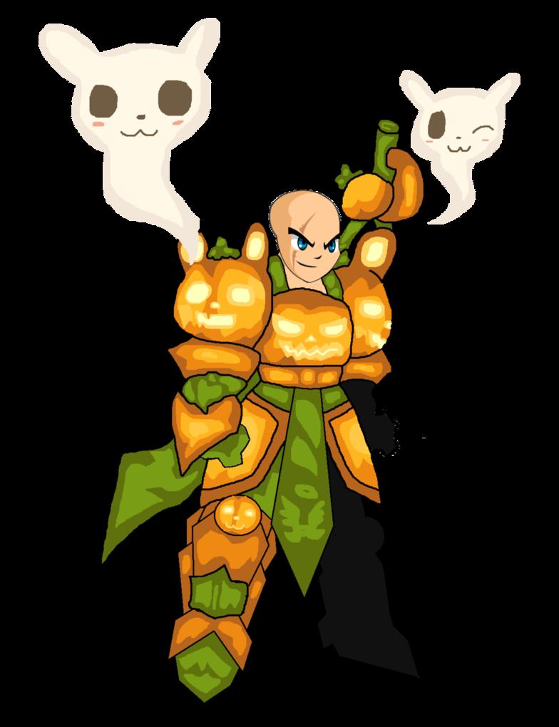 Kawaii pumpkin clipart graphic download AQW Graveyard kawaii soul bunny Pumpkin Armor by teamlpsandacnl on ... graphic download