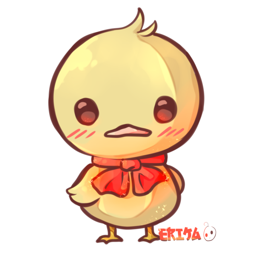 Kawaii pumpkin clipart png royalty free stock Kawaii Duck by Dessineka   Fauna Arts   Pinterest   Kawaii and ... png royalty free stock