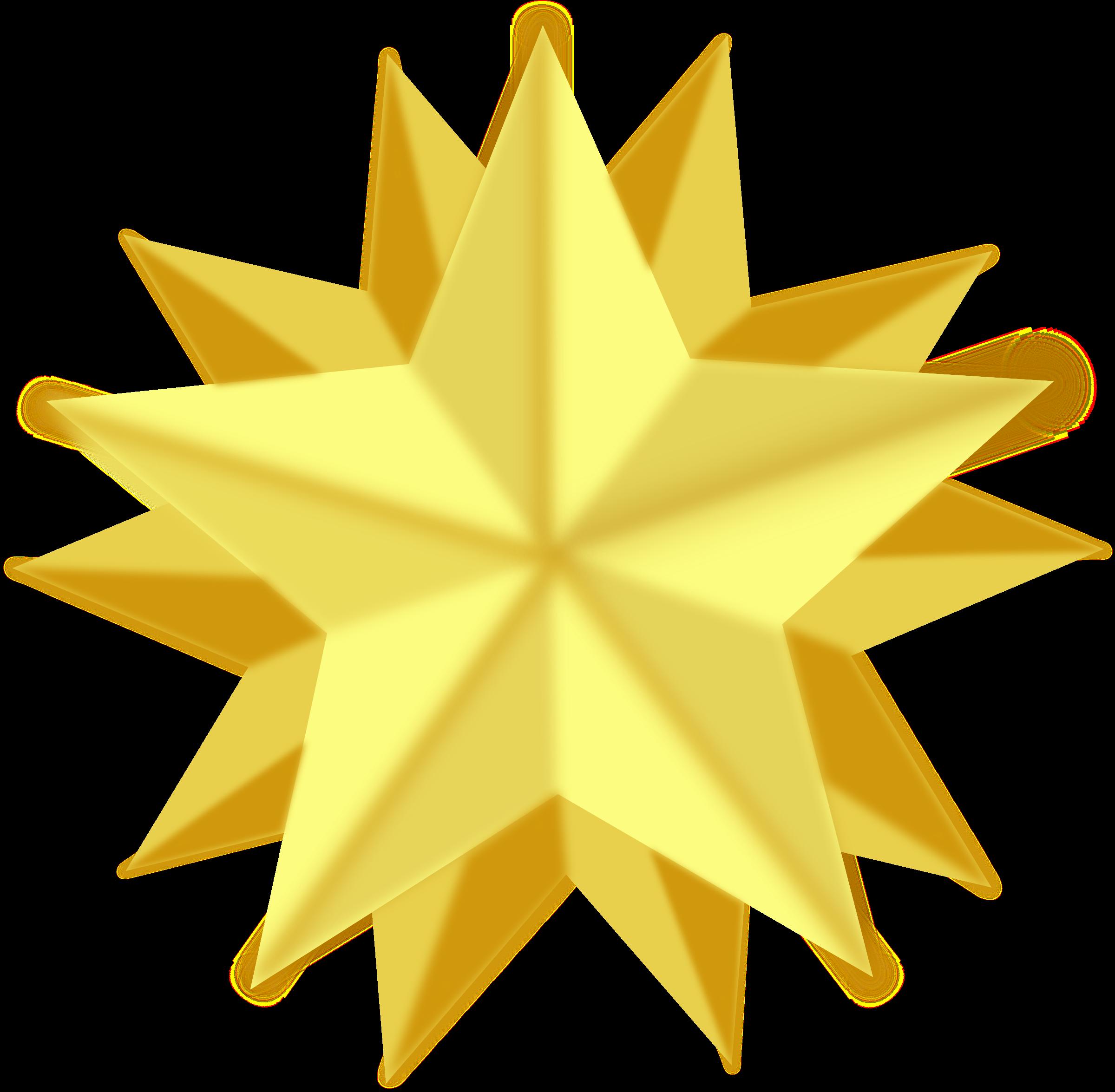 Kawaii star clipart jpg royalty free download Clipart - Golden star jpg royalty free download