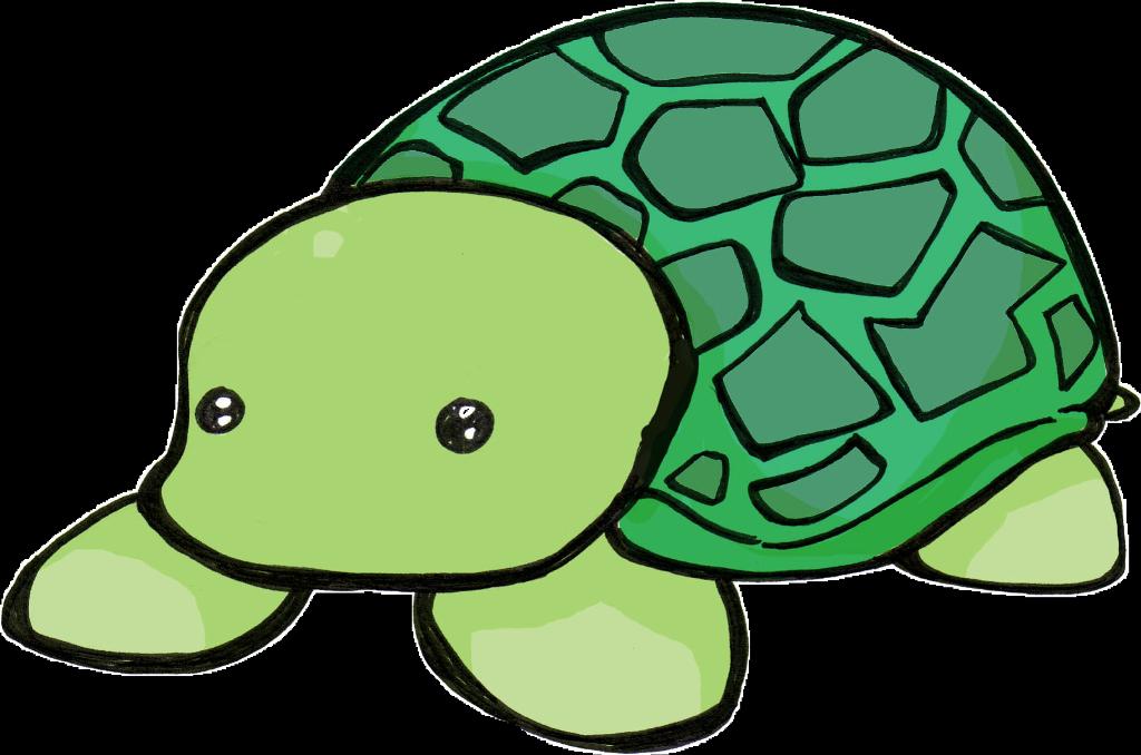 Kawaii turtle chibi clipart library green turtle cute chibi kawaii library