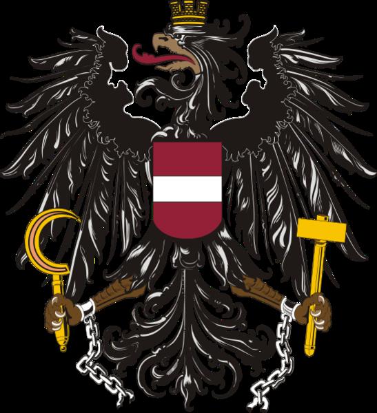 Kazakhstan eagle sun clipart vector transparent download Austrian Eagle | Austria | Pinterest | Tattoo vector transparent download