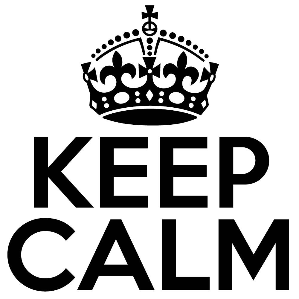 Keep calm crown clipart banner freeuse Keep Calm Crown PNG Clipart | PNG Mart banner freeuse