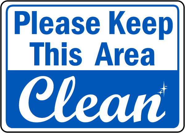 Keep clean signs clipart graphic free stock Lunch Break Signage | Free download best Lunch Break Signage ... graphic free stock