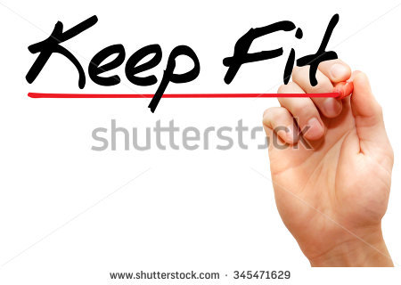 Keep fit clipart jpg library Keep Fit Stock Photos, Royalty-Free Images & Vectors - Shutterstock jpg library