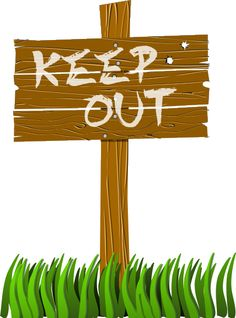 Keep out sign clipart clip art transparent stock 50 Best Keep Out images in 2013 | Keep out signs, Signs ... clip art transparent stock