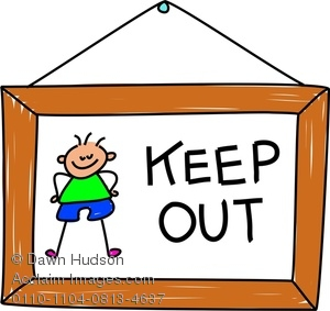 Keep out sign clipart vector library library keep out sign clipart & stock photography | Acclaim Images vector library library