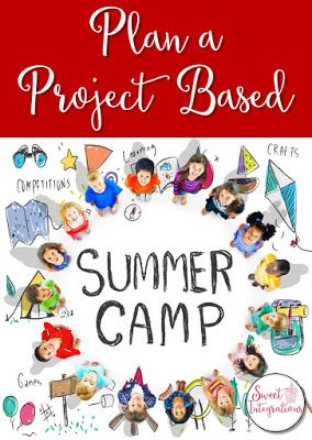 Keep them learning over the summer clipart for teachers graphic transparent download Planning a Project Based Learning Summer Camp | Sweet ... graphic transparent download