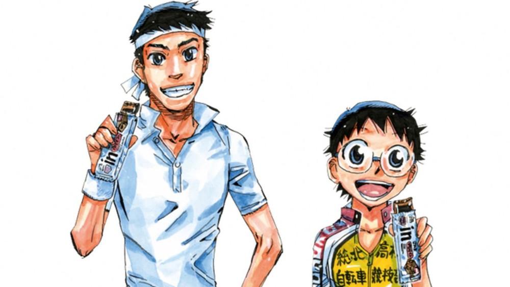 Kei nishikori clipart vector library download Tennis Star Nishikori Appears in Protein Bar Ad with ... vector library download
