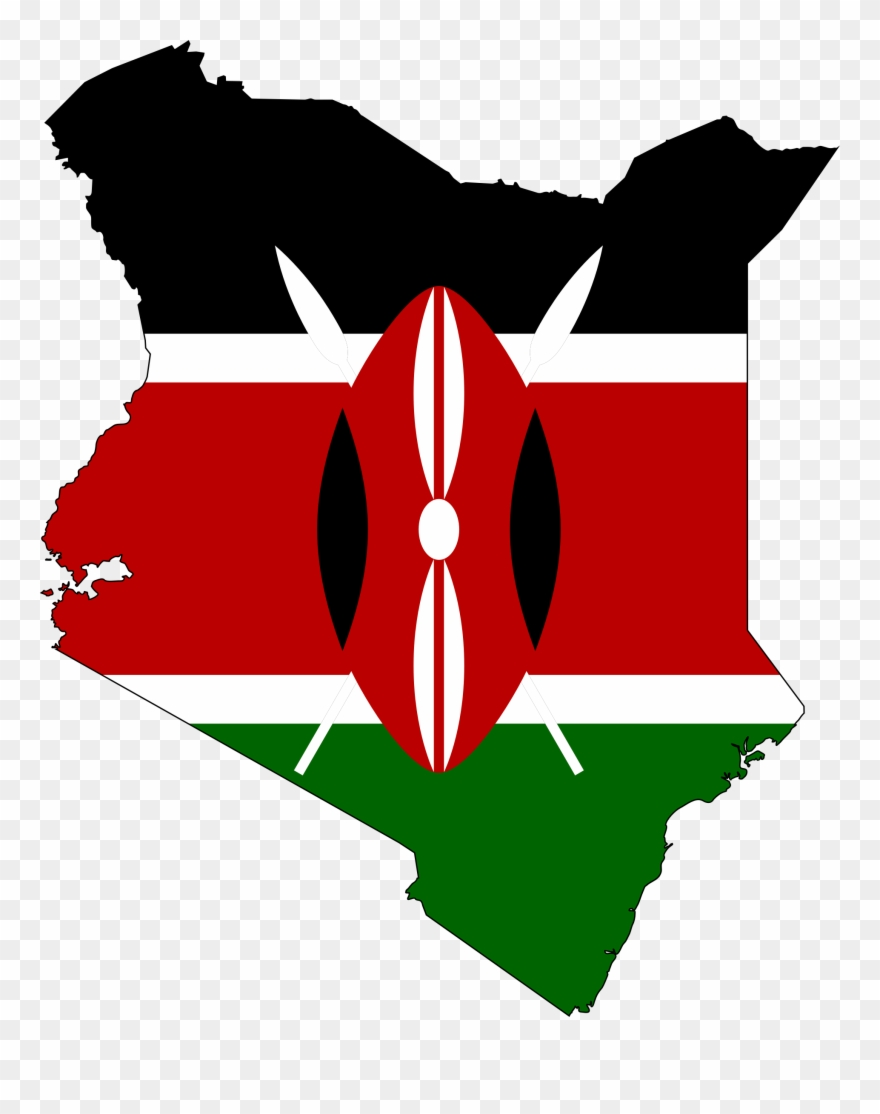 Kenya flag clipart banner royalty free stock Clipart - Kenya Flag Map Png Transparent Png (#170304) - PinClipart banner royalty free stock