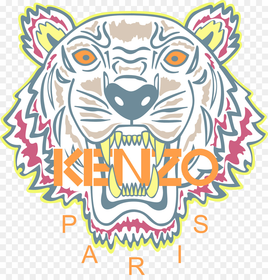 Kenzo clipart svg free Kenzo Tiger Logo PNG Tiger Kenzo Clipart download - 1200 * 1231 ... svg free