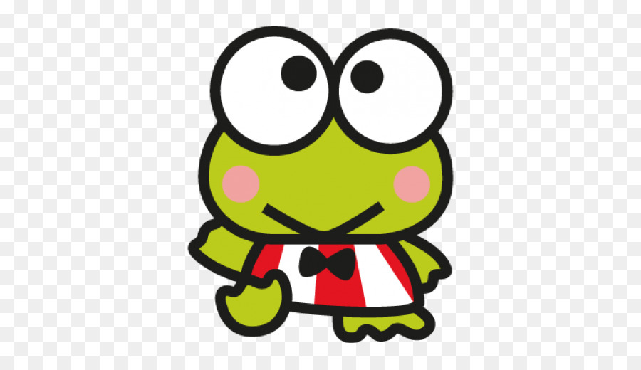 Keropi cliparts clip black and white stock Hello Kitty Icon clipart - Frog, Yellow, Smiley, transparent clip art clip black and white stock