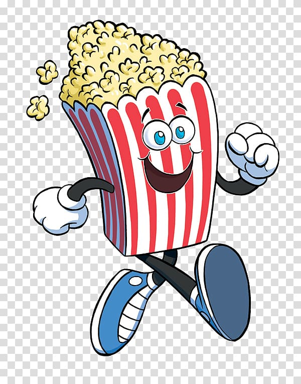 Kettle corn clipart banner royalty free Popcorn Kettle corn Drawing Cartoon, popcorn transparent background ... banner royalty free