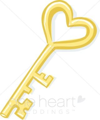 Key heart clipart graphic royalty free download Heart Key Cliparts - Making-The-Web.com graphic royalty free download