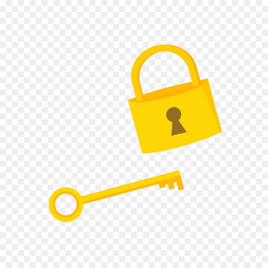Key in lock clipart png free stock Padlock png download - 894*894 - Free Transparent Key png Download. png free stock