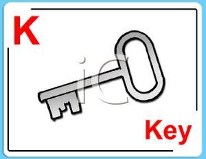 Key to happiness clipart svg freeuse Key Alphabet Card | The Key To Happiness Lies In Your Hands ... svg freeuse