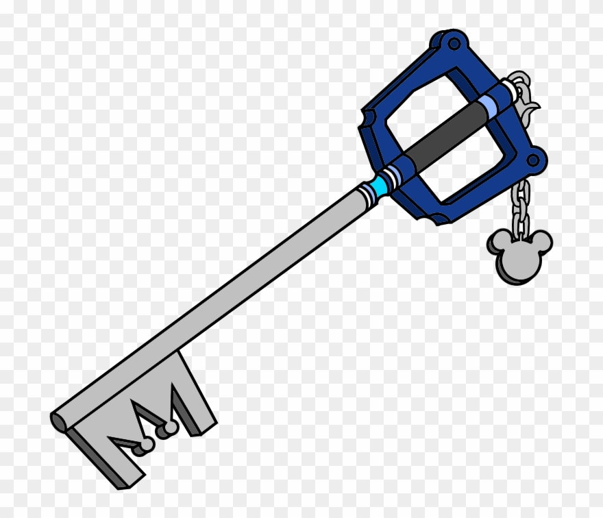 Keyblade clipart clip art black and white download Tino\'s Keyblade - Photography Clipart (#1442709) - PinClipart clip art black and white download