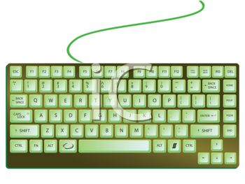 Keyboard computer clipart free download Keyboard for a computer - Royalty Free Clipart Picture free download