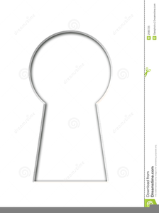 Keyhole clipart free clip art transparent library Clipart Of A Keyhole   Free Images at Clker.com - vector ... clip art transparent library