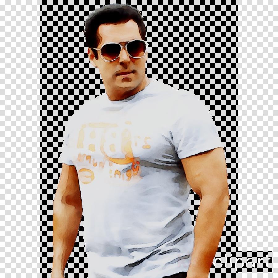 Khan clipart freeuse library Salman Khan clipart - Sunglasses, Tshirt, White, transparent clip art freeuse library