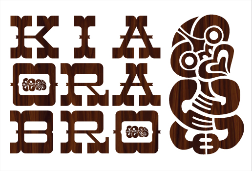 Kia ora clipart download Kia Ora Bro Greeting Card [GC1003] : Zen Cart!, The Art of E-commerce download