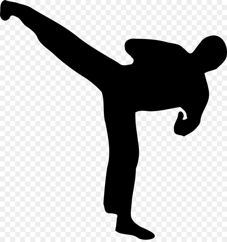 Kick boxing clipart banner royalty free Hand Cartoon clipart - Boxing, Silhouette, Graphics, transparent ... banner royalty free