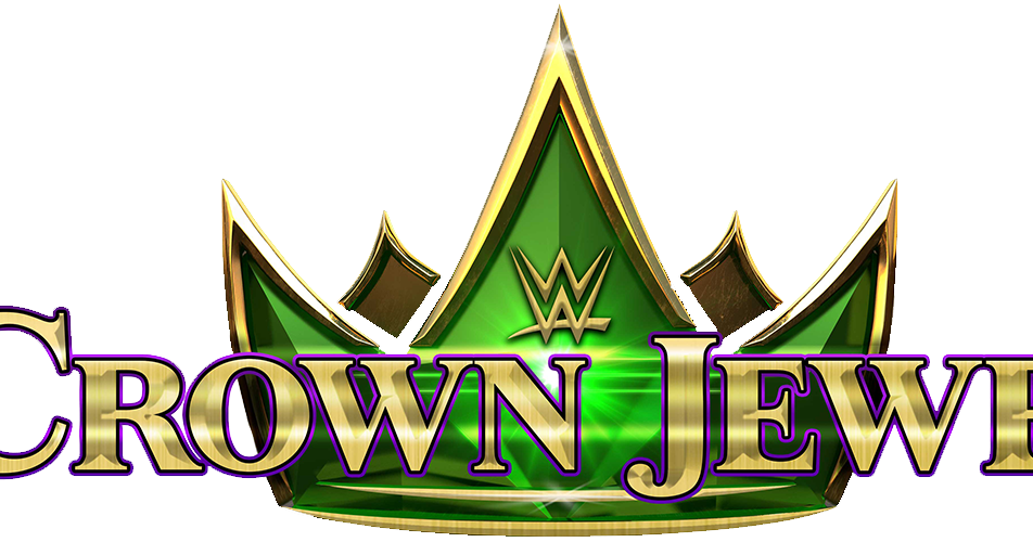 Kick him in his crown jewels clipart clip art library WWE Crown Jewel 2018 PPV Results & Review Coverage Live | Smark Out ... clip art library