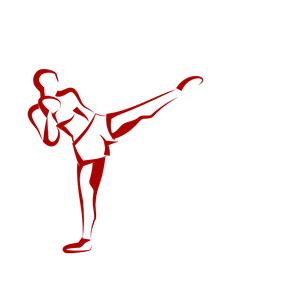 Kickboxer clipart jpg download Kick Boxer clipart, cliparts of Kick Boxer free download (wmf, eps ... jpg download