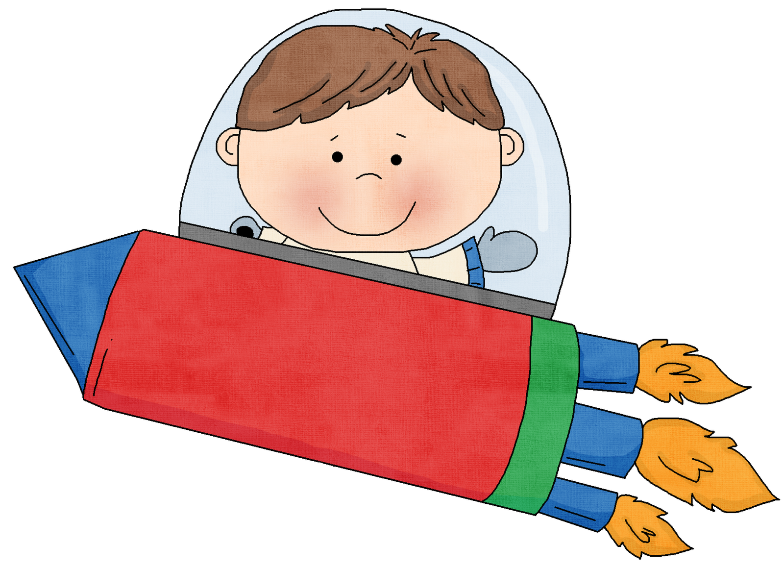 Kicked out of school clipart royalty free stock Learning and Teaching With Preschoolers: Adventure in Space ... royalty free stock