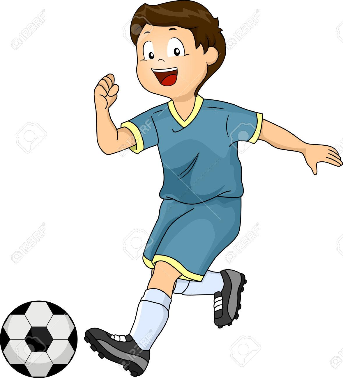 Kicking soccer ball clipart banner royalty free stock kicks baby: boy shooting a soccer ball clipart - Clipground banner royalty free stock
