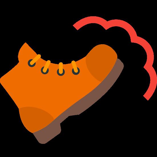 Kicking boot clipart banner freeuse stock Boot Kick PNG Transparent Boot Kick.PNG Images. | PlusPNG banner freeuse stock