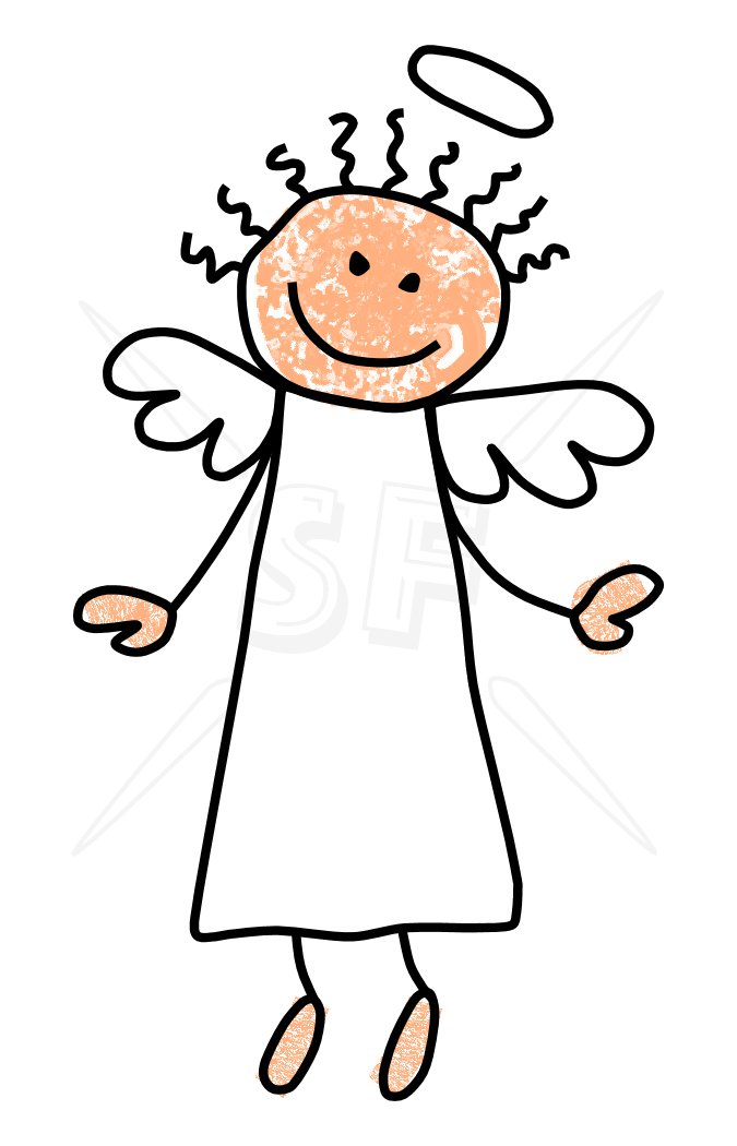 Kid angel clipart svg Baby Angels Clipart | Free download best Baby Angels Clipart on ... svg
