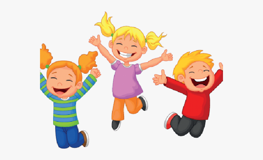 Kid clipart transparent library Cartoon Clipart Child - Happy Kids Clipart #1558499 - Free Cliparts ... library