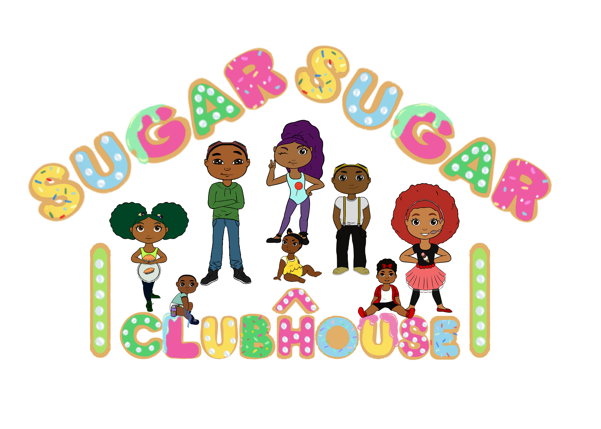Kid club house clipart clipart free library Sugar Sugar Clubhouse | Not your average clubhouse! clipart free library