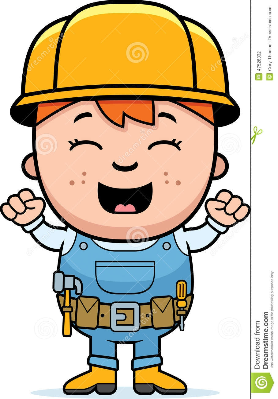 Kid construction worker clipart svg transparent Kid Construction Worker Clipart - Clip Art Library svg transparent