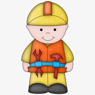 Kid construction worker clipart clipart stock Construction Guy - Construction Worker Boy Clip Art #726530 - Free ... clipart stock