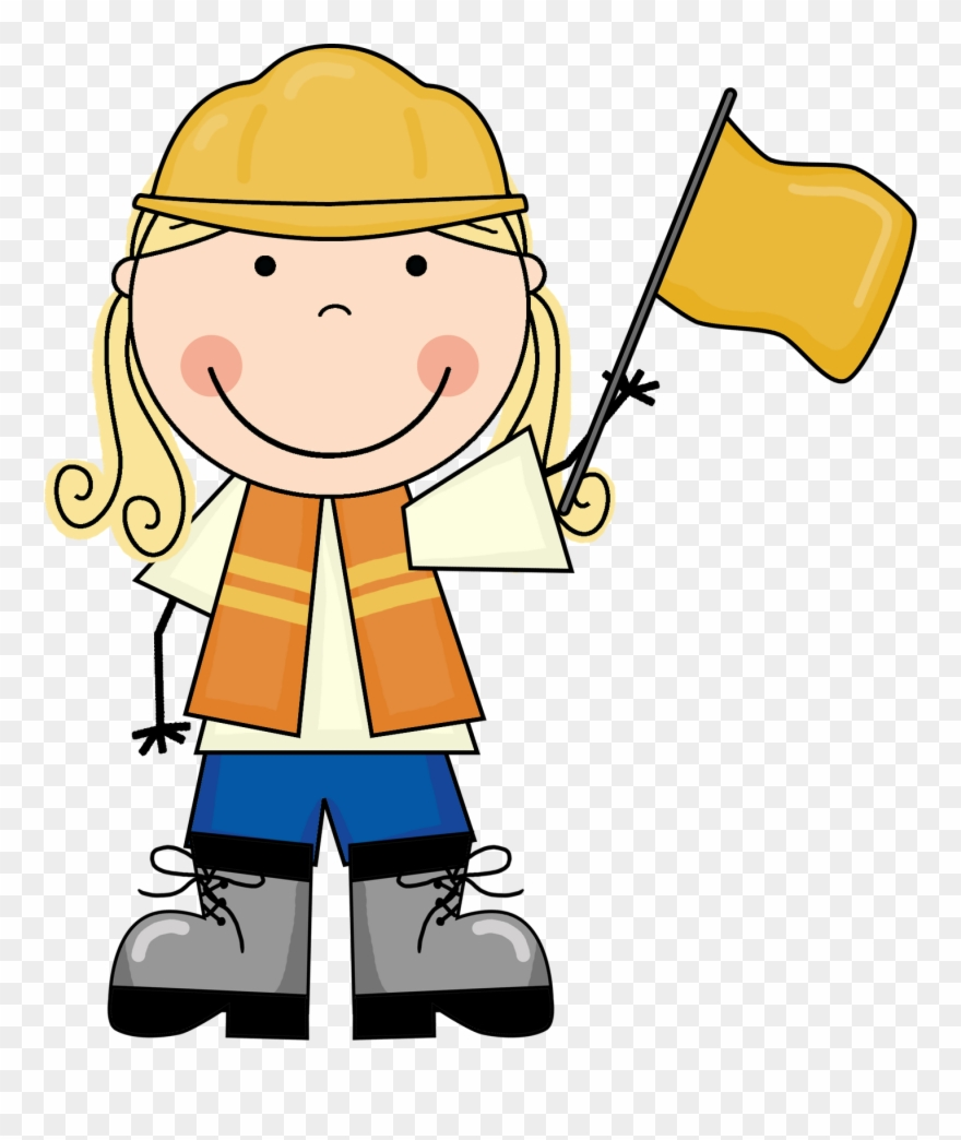 Kid construction worker clipart picture library library Clip Arts Related To - Kid Construction Worker Clipart - Png ... picture library library