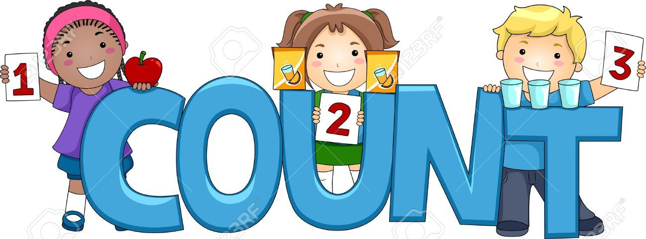 Kids counting clipart graphic transparent library Kids counting clipart 2 » Clipart Portal graphic transparent library